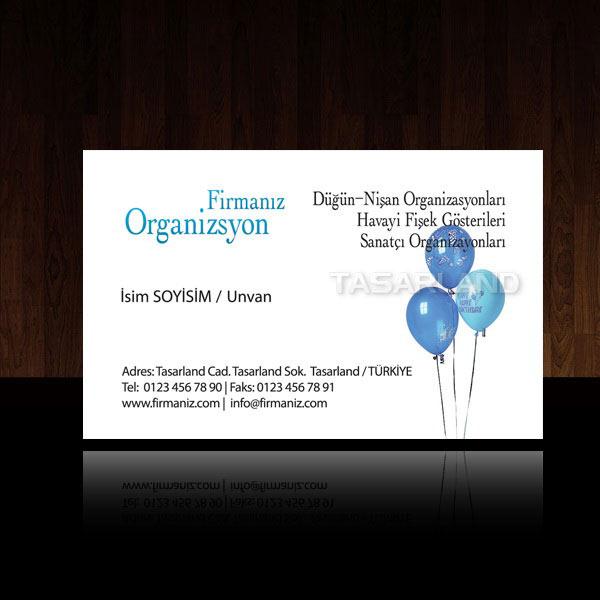 Organizasyon kartvizit 4
