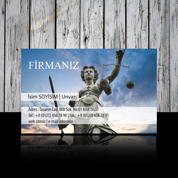 Avukat kartvizitleri 10