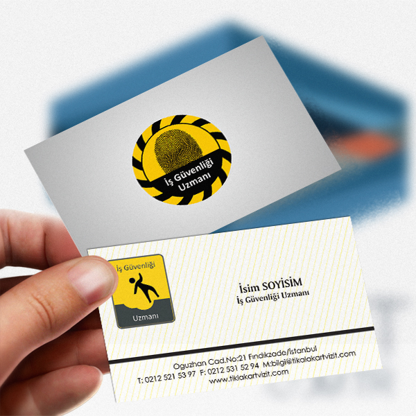 İş Güvenliği Uzman karti