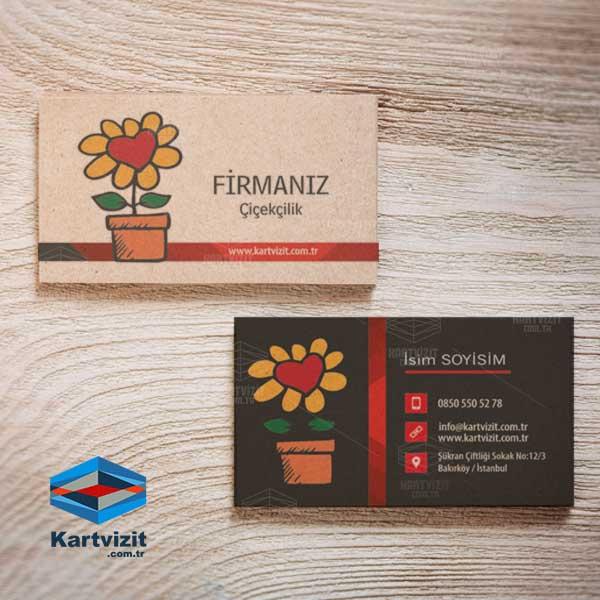 Kraft  Çiçekçi Papatya Logolu
