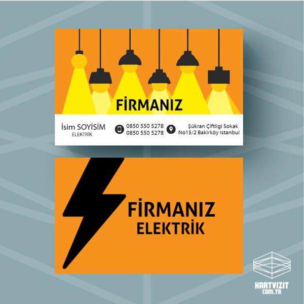 Elektrik - Elektronik kartvizit 4