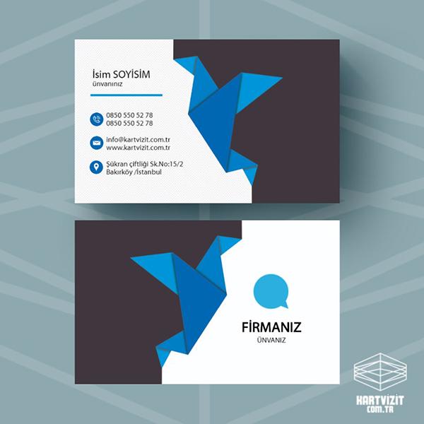 Mavi Origami