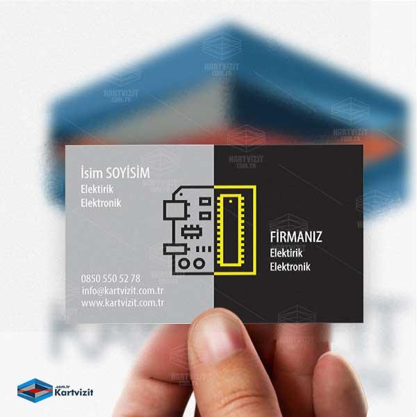 Elektronik Devre Kartvizit