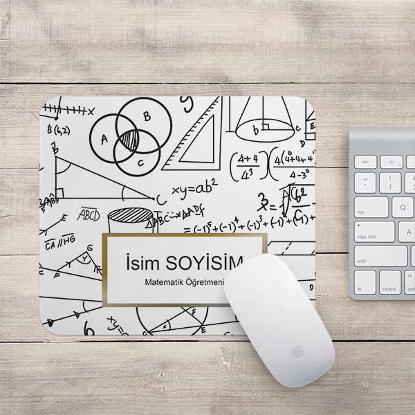 Mouse Pad Geometrik Desenler