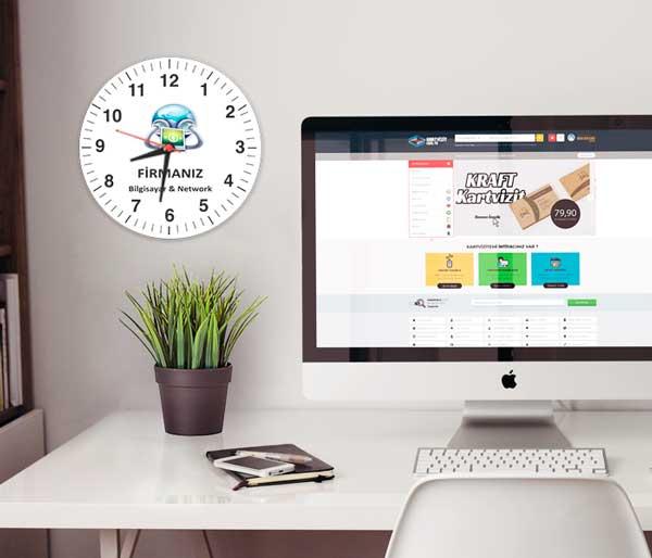 Bilgisayar ve Network Saat Tasarımı