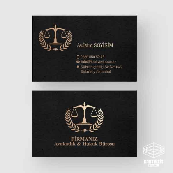 Altın yaldız Avukat New